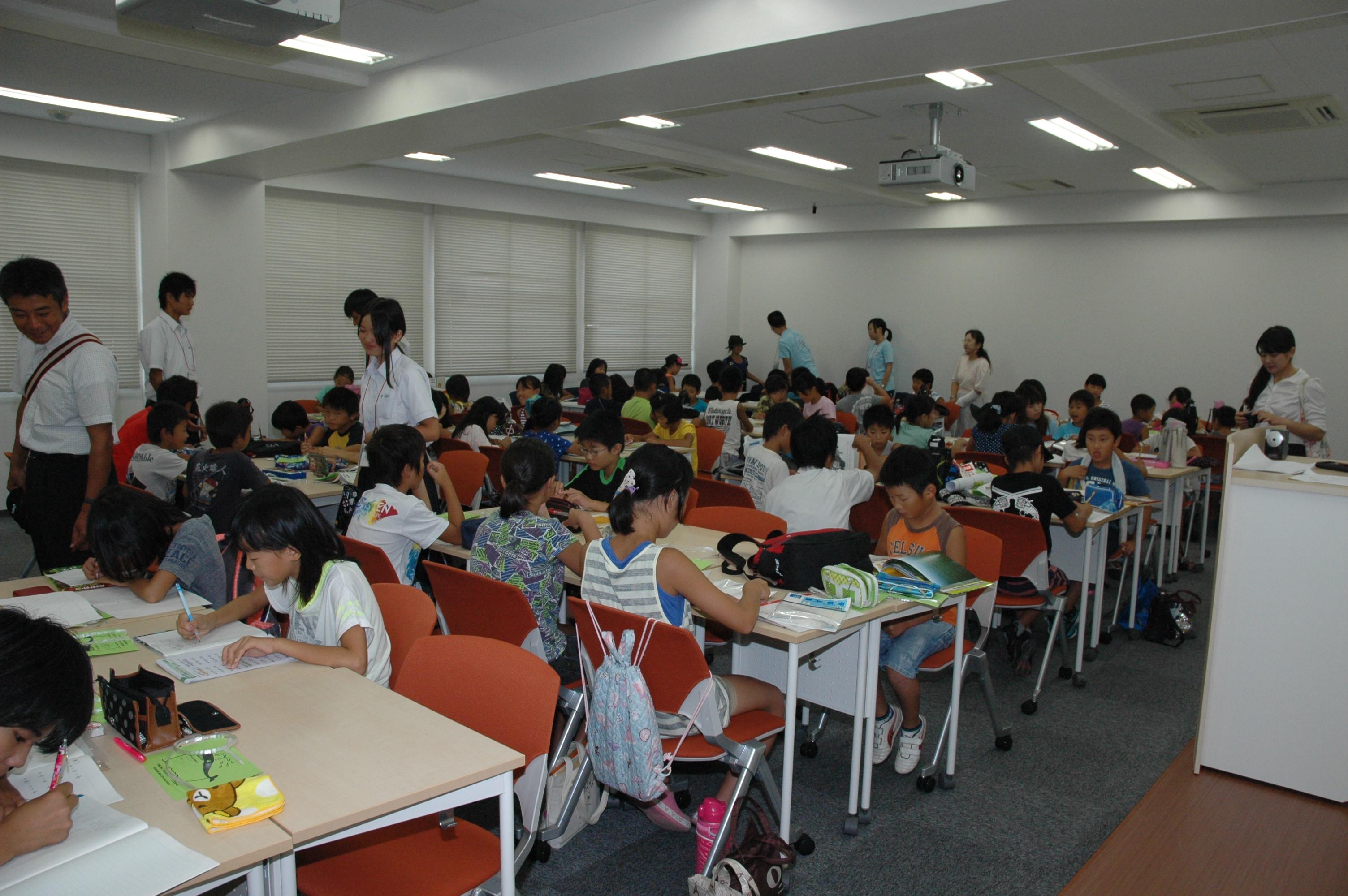 関西福祉大学 なつやすみ宿題教室