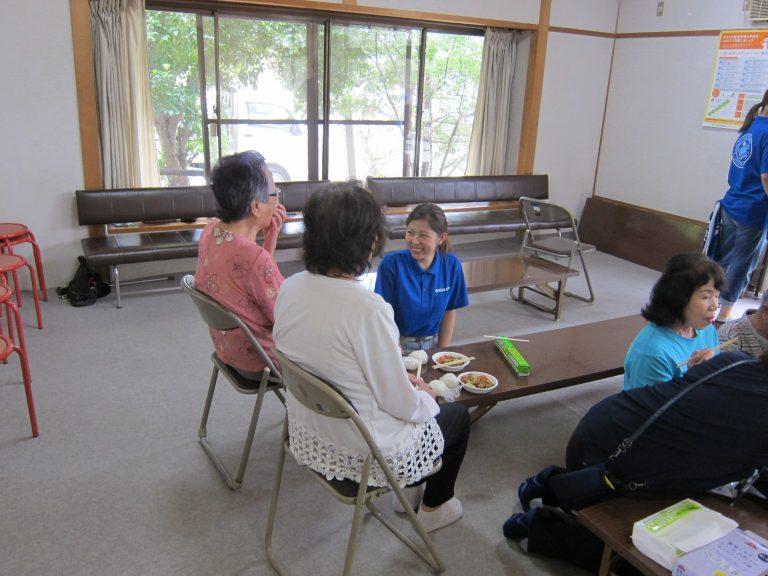 災害・復興ボランティア活動を学生たちが企画して実践。被災者一人ひとりに寄り添う支援について学びます